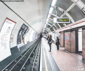 Puzzle Station de Métro de Londres