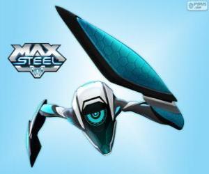 Puzzle Steel, un extraterrestre de la technologie Ultra-lien