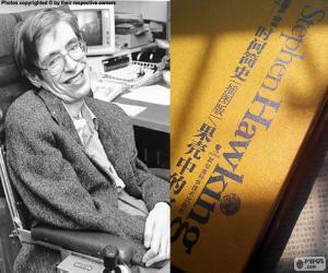 Puzzle Stephen Hawking