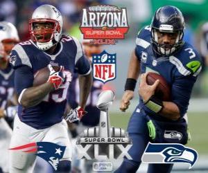 Puzzle Super Bowl 2015