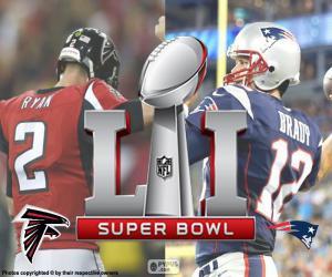 Puzzle Super Bowl 2017