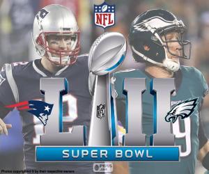 Puzzle Super Bowl 2018