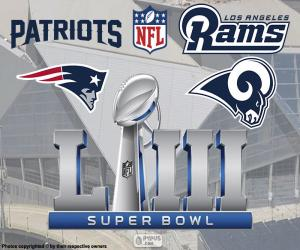 Puzzle Super Bowl 2019