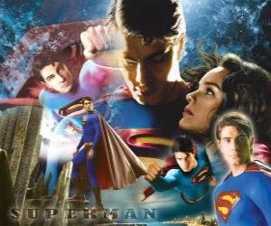 Puzzle Superman et Lois Lane