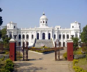 Puzzle Tajhat Palace