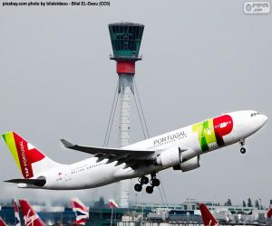 Puzzle TAP Air Portugal