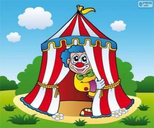 Puzzle Tente de cirque