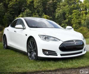 Puzzle Tesla Model S