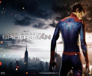 Puzzle The Amazing Spider-Man ou L'Extraordinaire Spider-Man