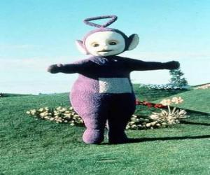 Puzzle Tinky Winky