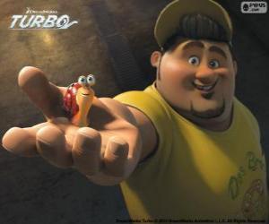Puzzle Tito, ami de Turbo