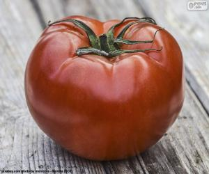 Puzzle Tomate