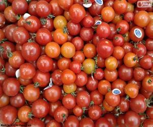 Puzzle Tomates mûres