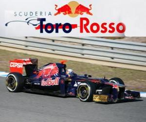 Puzzle Toro Rosso STR7 - 2012 -