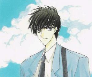 Puzzle Toya Kinomoto est le frère aîné de Sakura