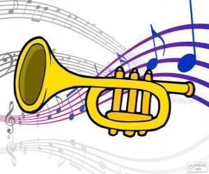 Puzzle Trompette
