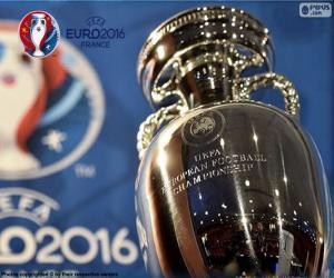 Puzzle Trophée, Euro 2016