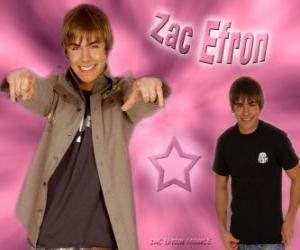 Puzzle Troy Bolton (Zac Efron)