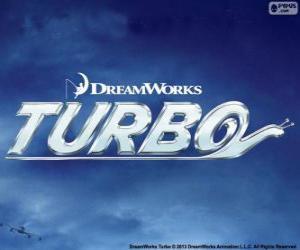Puzzle Turbo, le logo du film