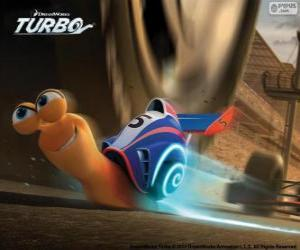 Puzzle Turbo, l'escargot le plus rapide du monde