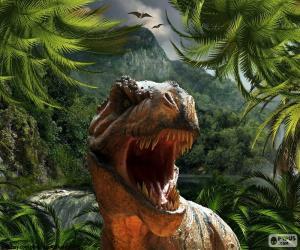 Puzzle Tyrannosaurus Rex