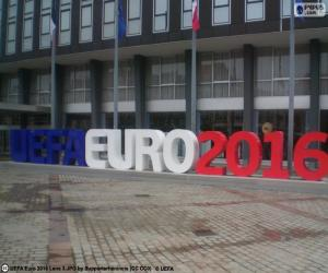 Puzzle UEFA Euro 2016