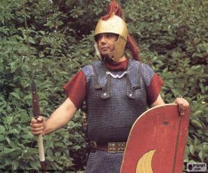 Puzzle Un soldat romain