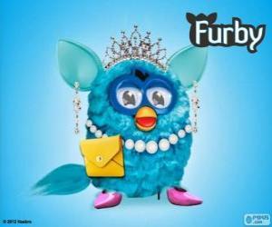 Puzzle Un très élégant Furby