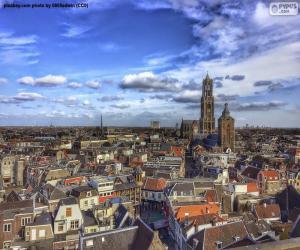 Puzzle Utrecht, Pays-Bas