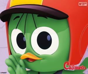 Puzzle Valeriano avec casque
