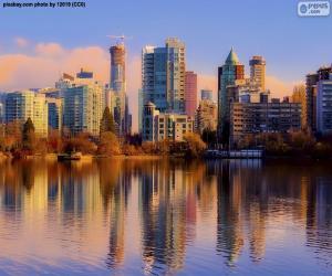 Puzzle Vancouver, Canada