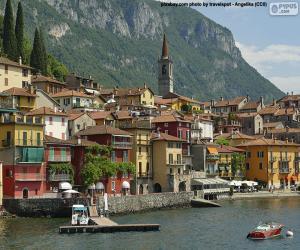 Puzzle Varenna, Italie