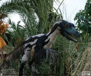 Puzzle Velociraptor
