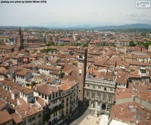 Puzzle Verona, Italie