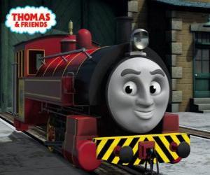 Puzzle Victor est le responsable de l'atelier de réparations de Chicalor