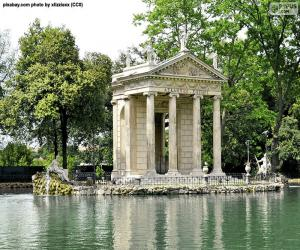 Puzzle Villa Borghese