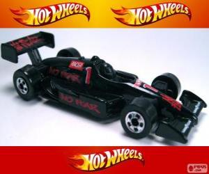 Puzzle Voiture de course Hot Wheels