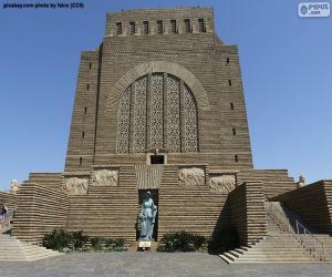 Puzzle Voortrekker Monument