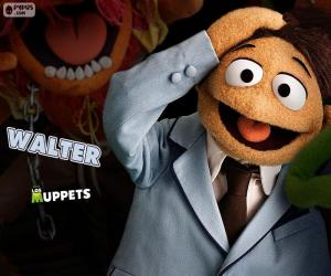Puzzle Walter des Muppets