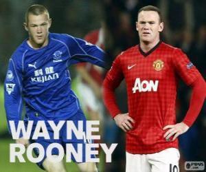 Puzzle Wayne Rooney