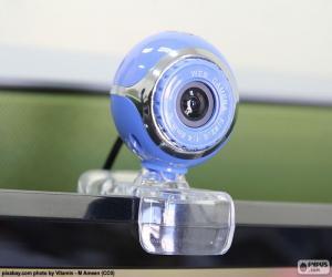 Puzzle Webcam