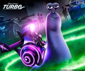 Puzzle Will Flash du film Turbo