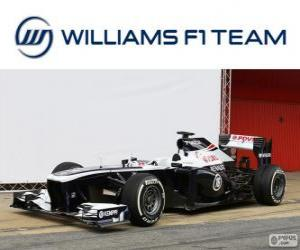 Puzzle Williams FW35 - 2013 -