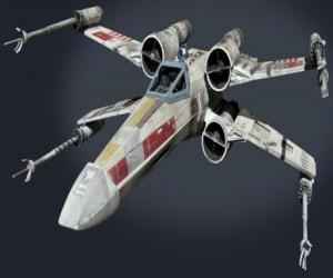 Puzzle X-Wing Alliance