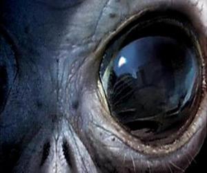 Puzzle Yeux alien