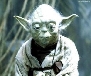 Puzzle Yoda a été membre du Haut Conseil Jedi, avant et pendant la guerre des Clones.