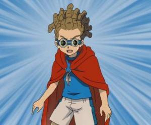 Puzzle Yuuto Kido ou Jude Sharp joue milieu de terrain et est le sous-capitaine de l'équipe de Raimon