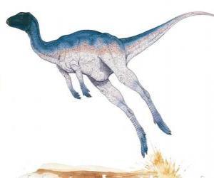 Puzzle Zephyrosaurus était un bipède corridor de seulement 1,8 mètres de long, pesant 50 kg