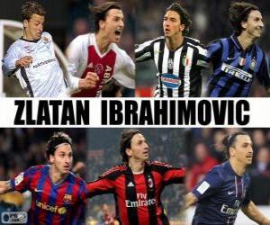 Puzzle Zlatan Ibrahimović