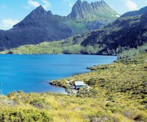 Puzzle Zone de nature sauvage de Tasmanie, Australie